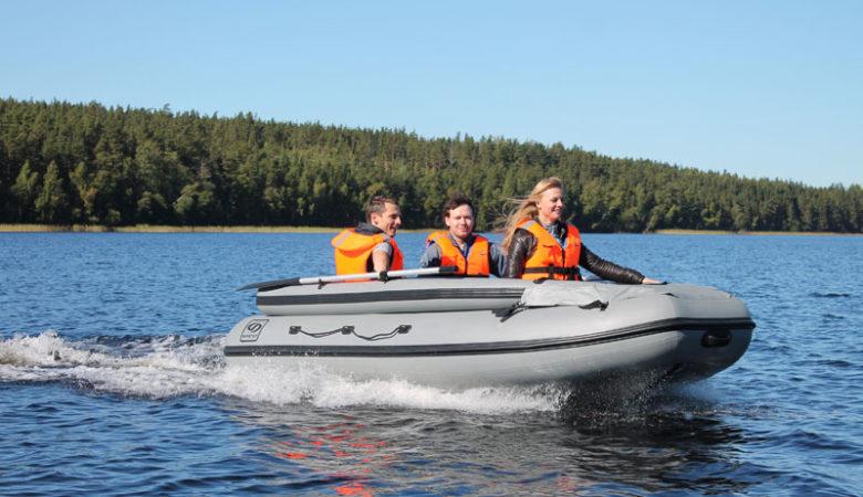 Резиновая лодка пвх для отдыха