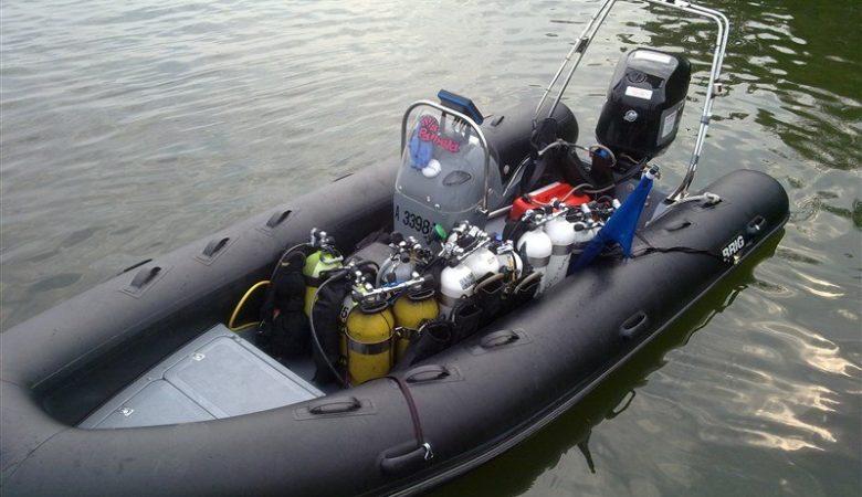 Лодка пвх для дайвинга