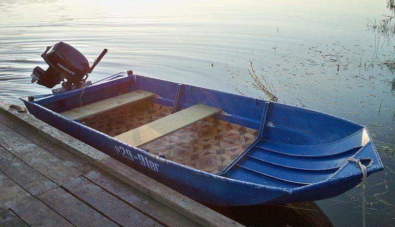 Лодка Автобот