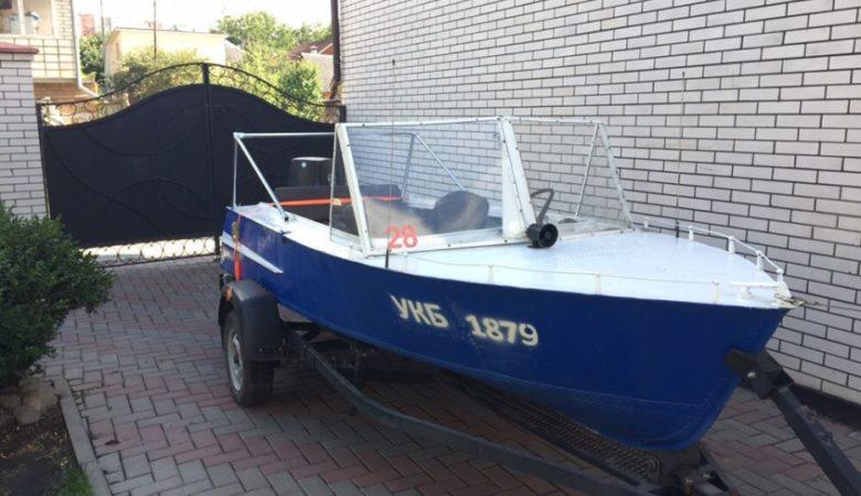 Лодка МКМ