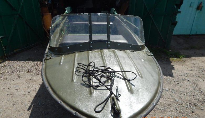 Лодка Янтарь 2