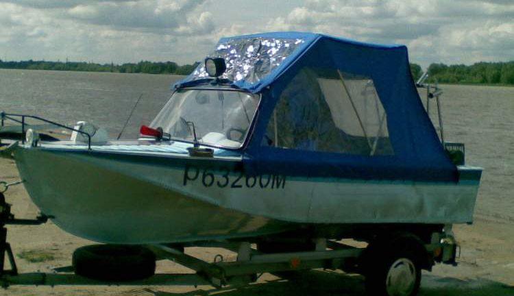 Тюнинг лодки Воронеж