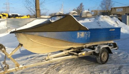лодка Воронеж К