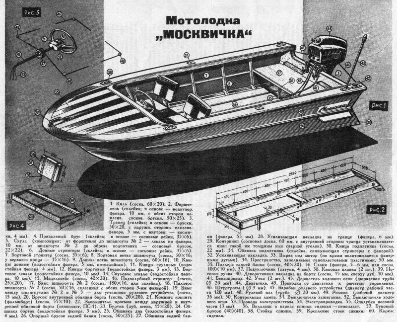 лодка Янтарь