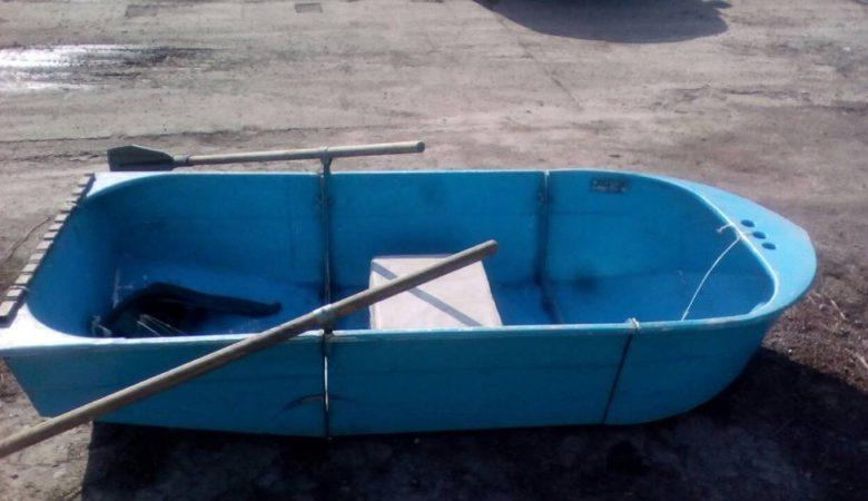 лодка Малютка 3