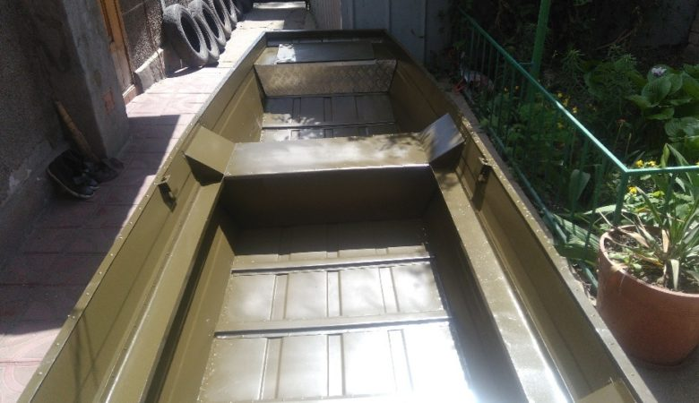 лодка Казанка 6