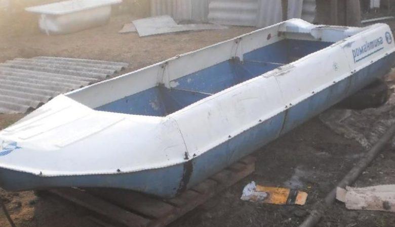лодка Романтика 2