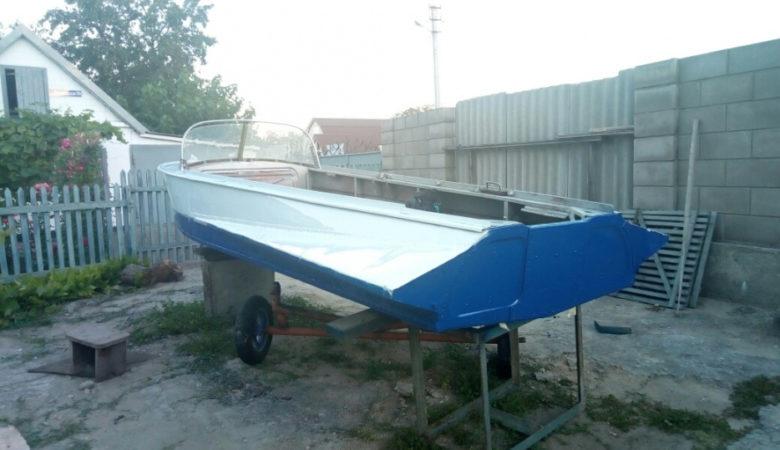 Лодка Южанка