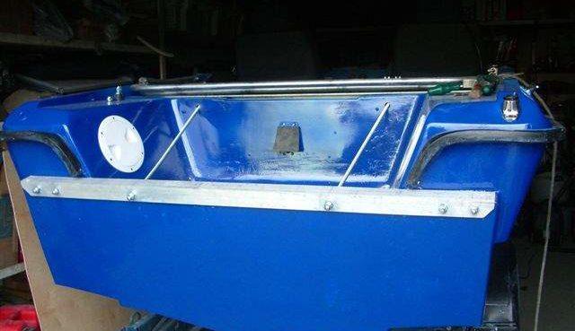 лодка Нептун