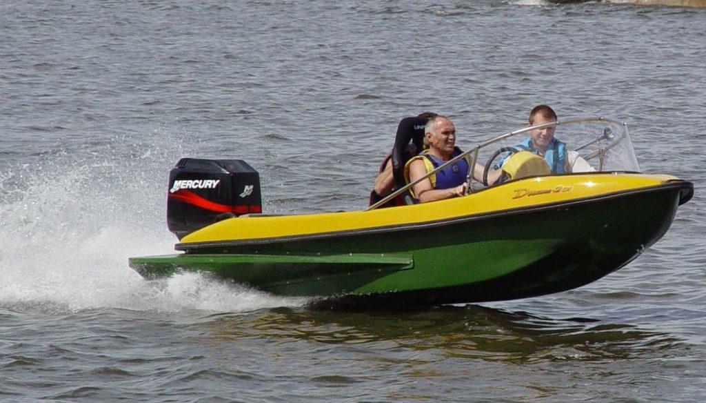 лодка с булями