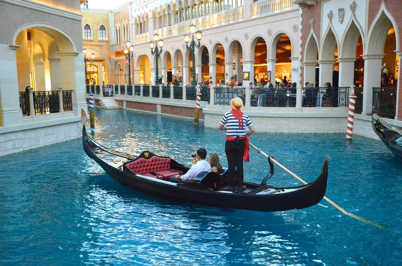лодка Гондола