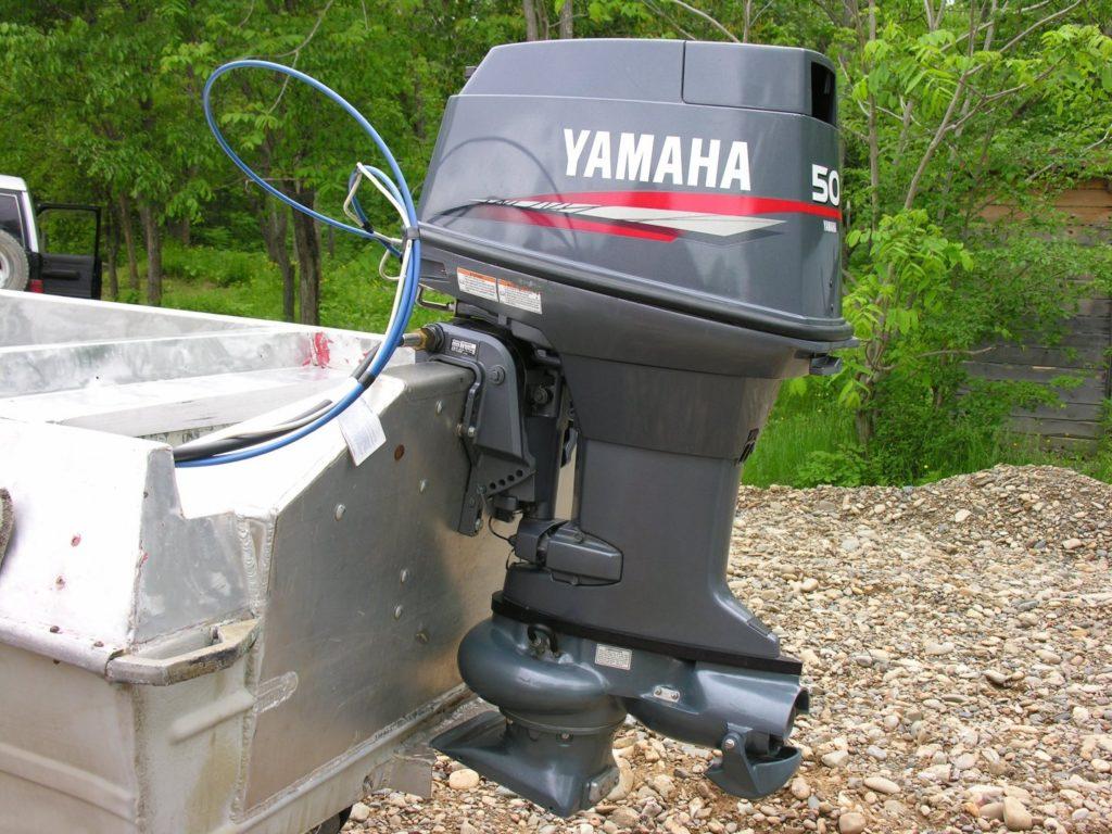 водометный лодочный мотор