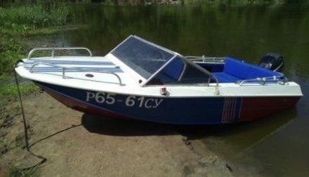Лодка Ока 1